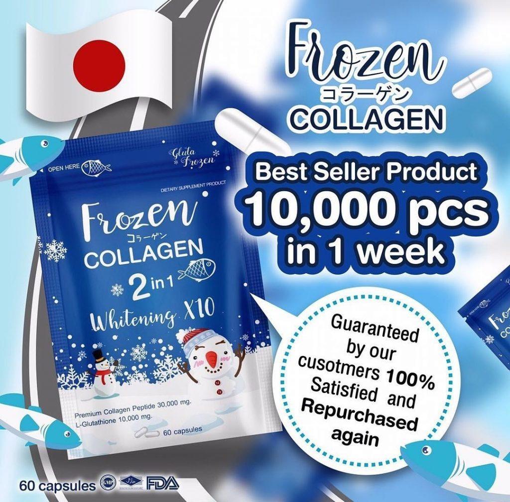 Unduh 94 Gambar Frozen Collagen Asli Dan Palsu Paling Baru HD